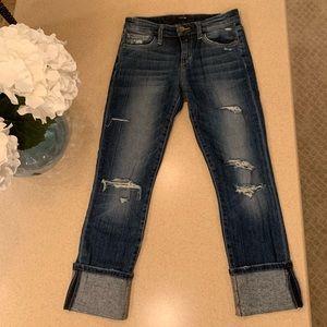 Joe's Jeans. Women's Cropped. Size 25.